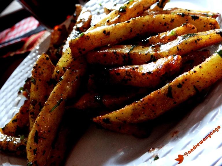 Pepper Fries UL